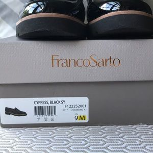 Franco Sarto Shoes - Franco Sarto Patent Loafers size 9
